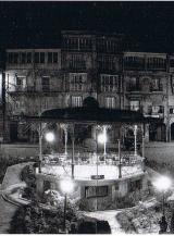 Haro  Panoramica de la Plaza de la Paz año 1936