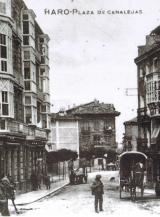 Haro Plaza de Canalejas