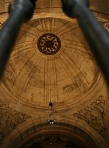 Parte - Tejado - Dentro de la Iglesia de Abalos