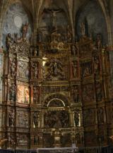 Retablo - Iglesia de Abalos