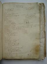 Libro de Genealogia Salinillas de Buradón Pagina 3