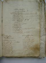 Libro de Genealogia Salinillas de Buradón Pagina 8
