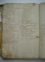 Libro de Genealogia Salinillas de Buradón Pagina 9