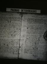 Libros de Bautismo Peñcerrada 1547-1603 P3