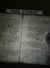 Libros de Bautismo Peñcerrada 1547-1603 P4