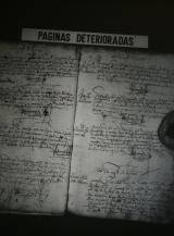 Libros de Bautismo Peñcerrada 1547-1603 P5