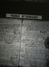 Libros de Bautismo Peñcerrada 1547-1603 P6