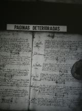 Libros de Bautismo Peñcerrada 1547-1603 P7