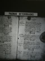 Libros de Bautismo Peñcerrada 1547-1603 P9