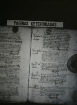 Libros de Bautismo Peñcerrada 1547-1603 P10