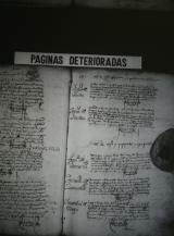 Libros de Bautismo Peñcerrada 1547-1603 P11