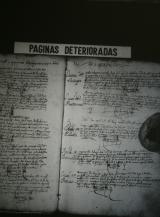 Libros de Bautismo Peñcerrada 1547-1603 P12