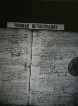 Libros de Bautismo Peñcerrada 1547-1603 P13