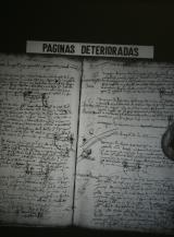 Libros de Bautismo Peñcerrada 1547-1603 P15