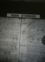Libros de Bautismo Peñcerrada 1547-1603 P16
