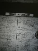 Libros de Bautismo Peñcerrada 1547-1603 P17