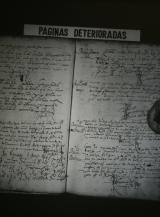 Libros de Bautismo Peñcerrada 1547-1603 P18