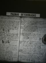 Libros de Bautismo Peñcerrada 1547-1603 P19