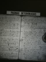 Libros de Bautismo Peñcerrada 1547-1603 P20