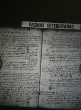 Libros de Bautismo Peñcerrada 1547-1603 P23