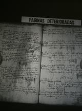 Libros de Bautismo Peñcerrada 1547-1603 P25