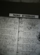 Libros de Bautismo Peñcerrada 1547-1603 P26