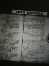 Libros de Bautismo Peñcerrada 1547-1603 P27