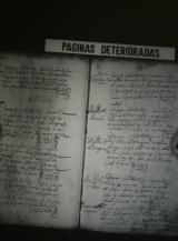 Libros de Bautismo Peñcerrada 1547-1603 P29