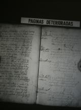 Libros de Bautismo Peñcerrada 1547-1603 P30