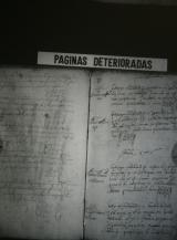 Libros de Bautismo Peñcerrada 1547-1603 P31
