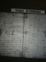 Libros de Bautismo Peñcerrada 1547-1603 P34