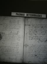 Libros de Bautismo Peñcerrada 1547-1603 P35
