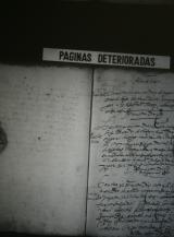 Libros de Bautismo Peñcerrada 1547-1603 P36
