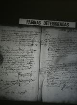 Libros de Bautismo Peñcerrada 1547-1603 P37