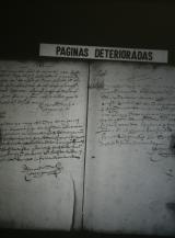 Libros de Bautismo Peñcerrada 1547-1603 P38