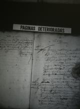 Libros de Bautismo Peñcerrada 1547-1603 P39
