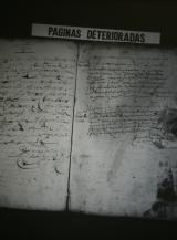 Libros de Bautismo Peñcerrada 1547-1603 P40