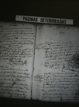 Libros de Bautismo Peñcerrada 1547-1603 P41