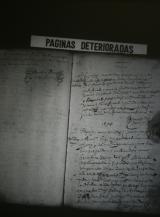 Libros de Bautismo Peñcerrada 1547-1603 P43