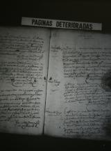 Libros de Bautismo Peñcerrada 1547-1603 P44