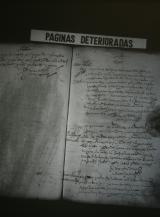Libros de Bautismo Peñcerrada 1547-1603 P45