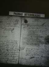 Libros de Bautismo Peñcerrada 1547-1603 P46