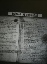 Libros de Bautismo Peñcerrada 1547-1603 P47