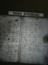 Libros de Bautismo Peñcerrada 1547-1603 P48
