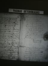 Libros de Bautismo Peñcerrada 1547-1603 P49