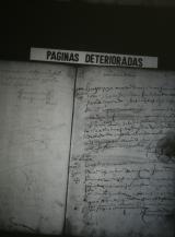 Libros de Bautismo Peñcerrada 1547-1603 P50