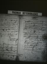 Libros de Bautismo Peñcerrada 1547-1603 P51