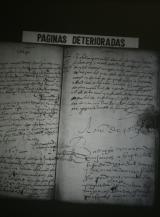 Libros de Bautismo Peñcerrada 1547-1603 P52